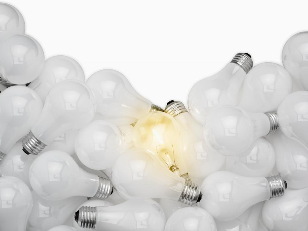 Lightbulbs Image