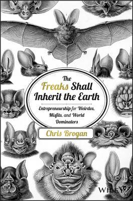 Book Cover - The Freaks Shall Inherit the Earth