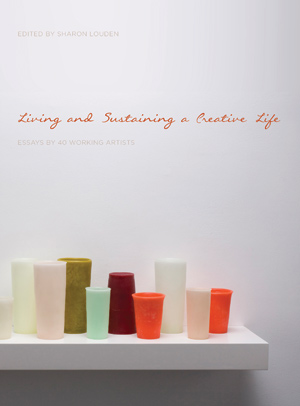Living and Sustaining a Creative Life Book Cover